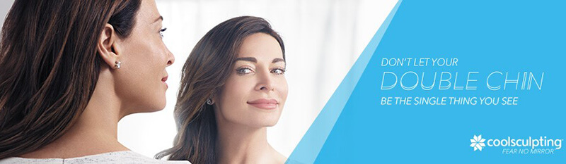 Coolsculpting your Double Chin