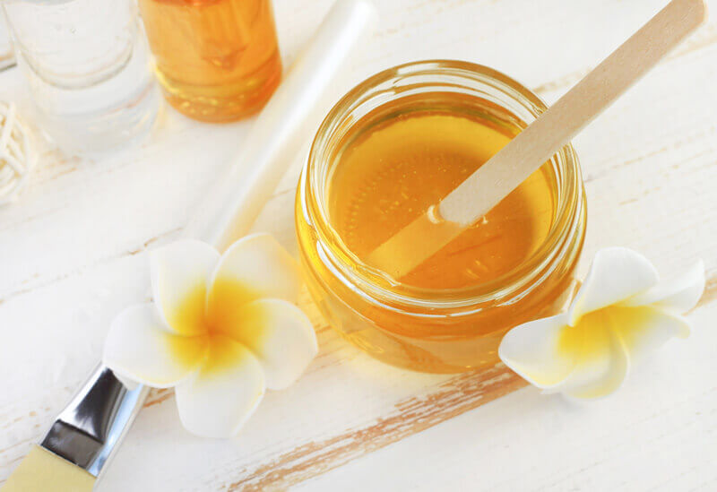 Honey to Moisturize Skin