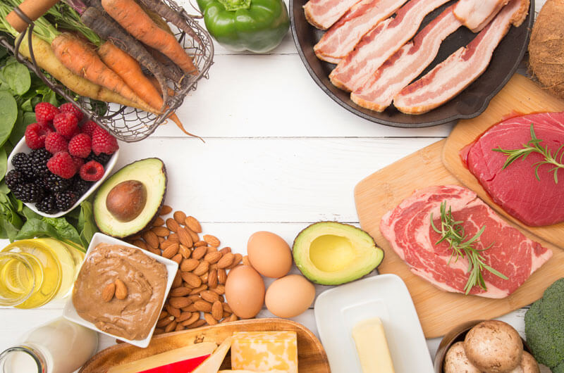 The Keto Diet Foods